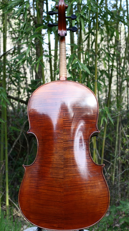 Violoncelle Charles Enel 1946